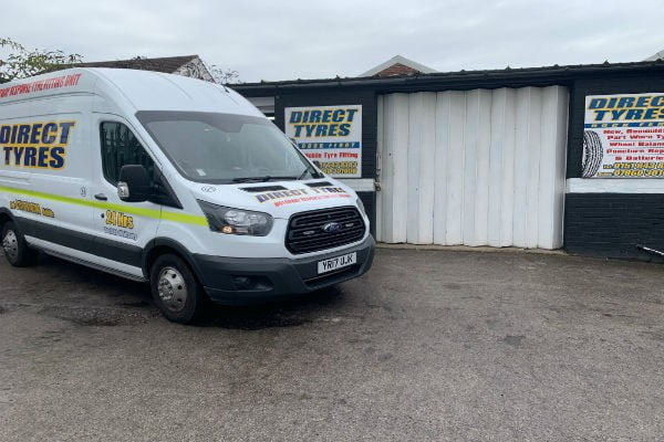Direct Tyres MOBILE TYRE FITTING